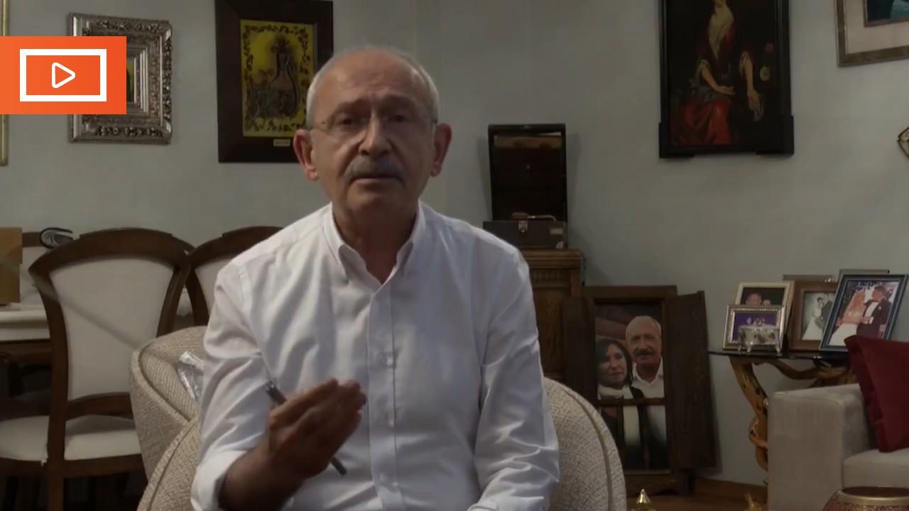 Kılıçdaroğlu: Her yerde erken seçim isteyeceğim, hemen seçim