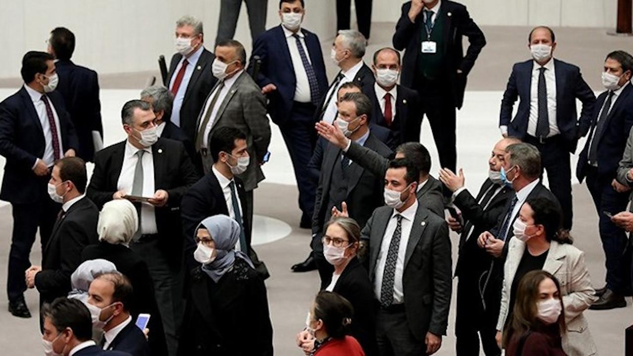HDP'nin, 'Ziraat Bankası'ndan alınan krediler araştırılsın' önergesi reddedildi