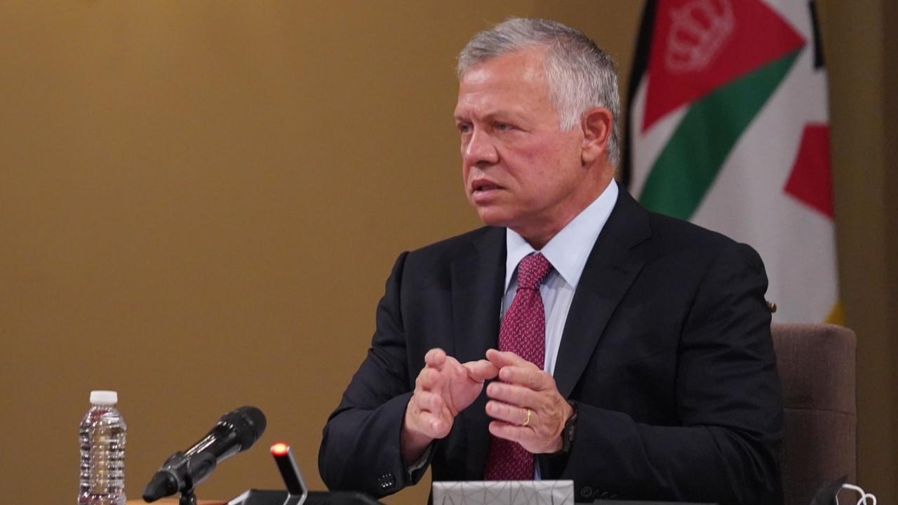 Ürdün Kralı Abdullah: Ürdün ve Filistin davasına karşı kurulan komployu bertaraf ettik