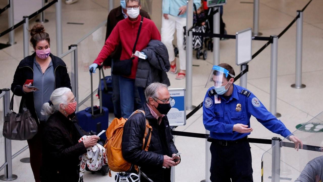 ABD, Türkiye dahil 110 ülke ve bölgeye seyahat uyarısını gevşetti