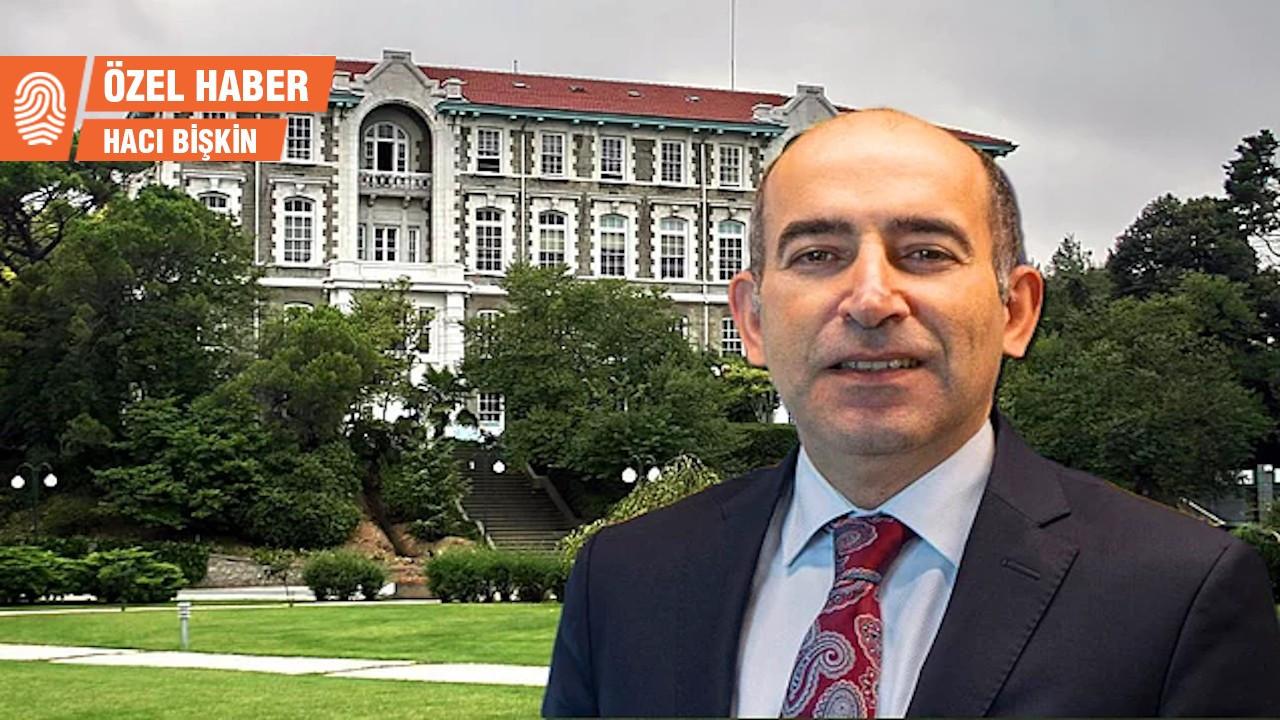 Kayıtlarda yok: Melih Bulu, Boğaziçi Üniversitesi'nde ders vermedi