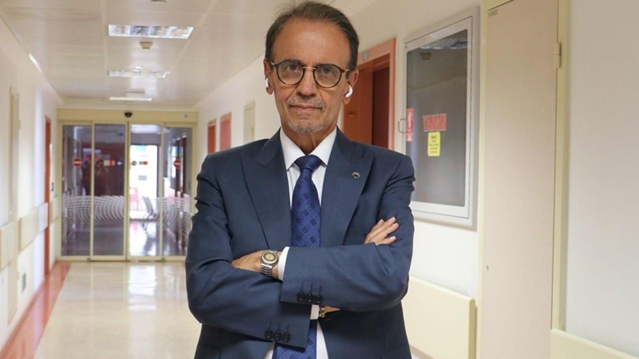Prof. Mehmet Ceyhan: Sağlık çalışanlarına 3'üncü doz BioNTech aşısı öneriyorum