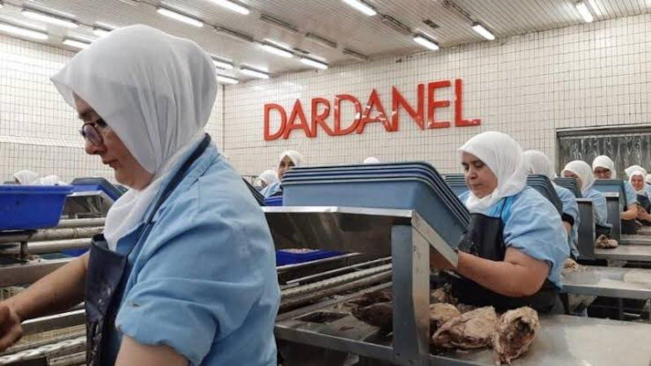 Dardanel'de zehirlenen 60 işçi hastaneye gönderilmedi