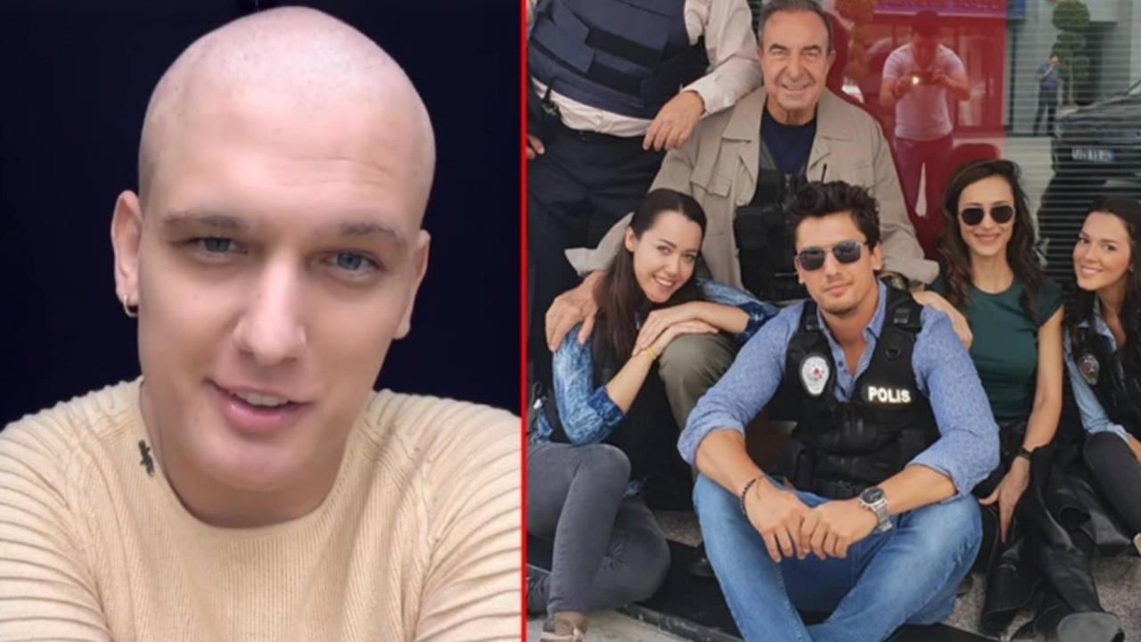 Oyuncu Boğaç Aksoy, kanser tedavisini anlattı: Hedeflerim, hayallerim var