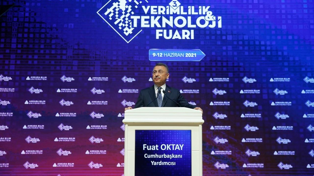 Fuat Oktay: Uçan araçlara geldiğimizde dünya liderliğine oynayacak bir Türkiye göreceksiniz