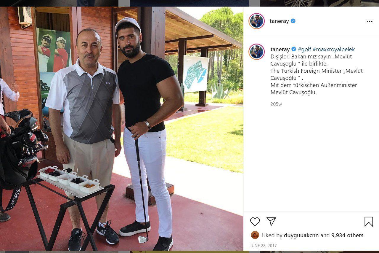 Yasaklı Almanyalı Osmanlıların yöneticisi Taner Ay'ın Instagram hesabından siyasetçilerle ilişkiler saçıldı - Sayfa 2