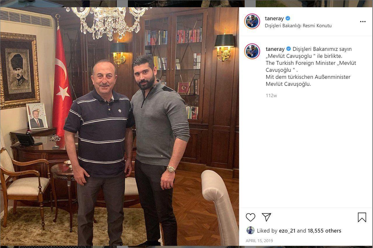 Yasaklı Almanyalı Osmanlıların yöneticisi Taner Ay'ın Instagram hesabından siyasetçilerle ilişkiler saçıldı - Sayfa 4