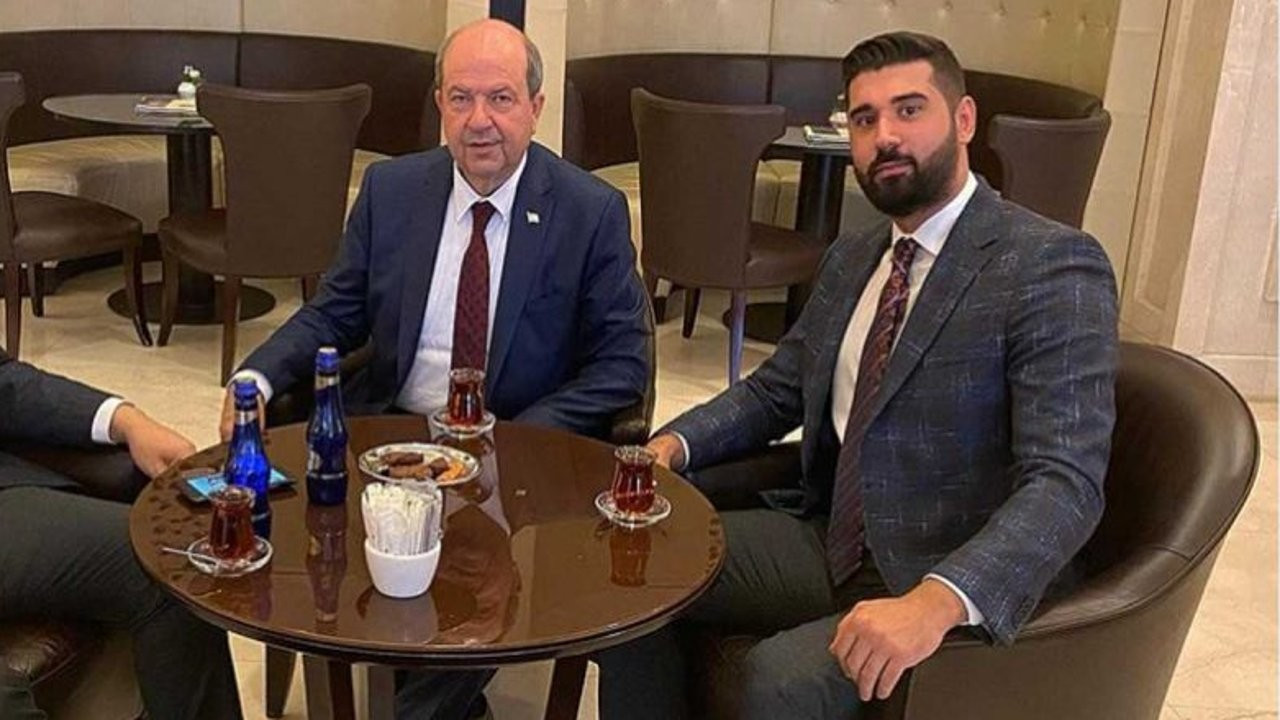 Tatar'ın 'Tanımam' dediği Taner Ay'ın babası KKTC temsilcisi çıktı