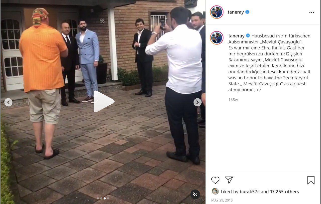 Yasaklı Almanyalı Osmanlıların yöneticisi Taner Ay'ın Instagram hesabından siyasetçilerle ilişkiler saçıldı - Sayfa 3