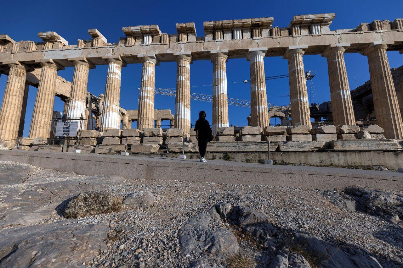 Atina Akropolisi'ne beton yol döşenmesi Yunanistan'ı karıştırdı - Sayfa 4