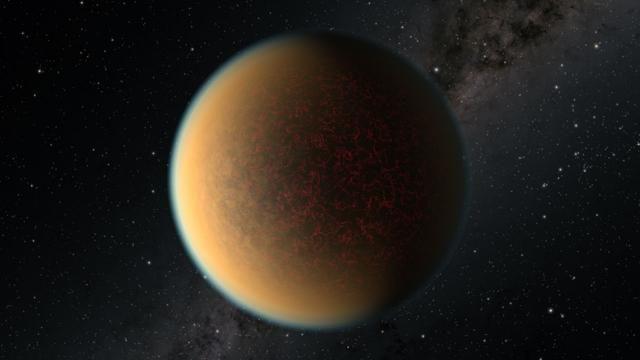 NASA açıkladı: Tuhaf bir gezegen bulduk - Sayfa 1