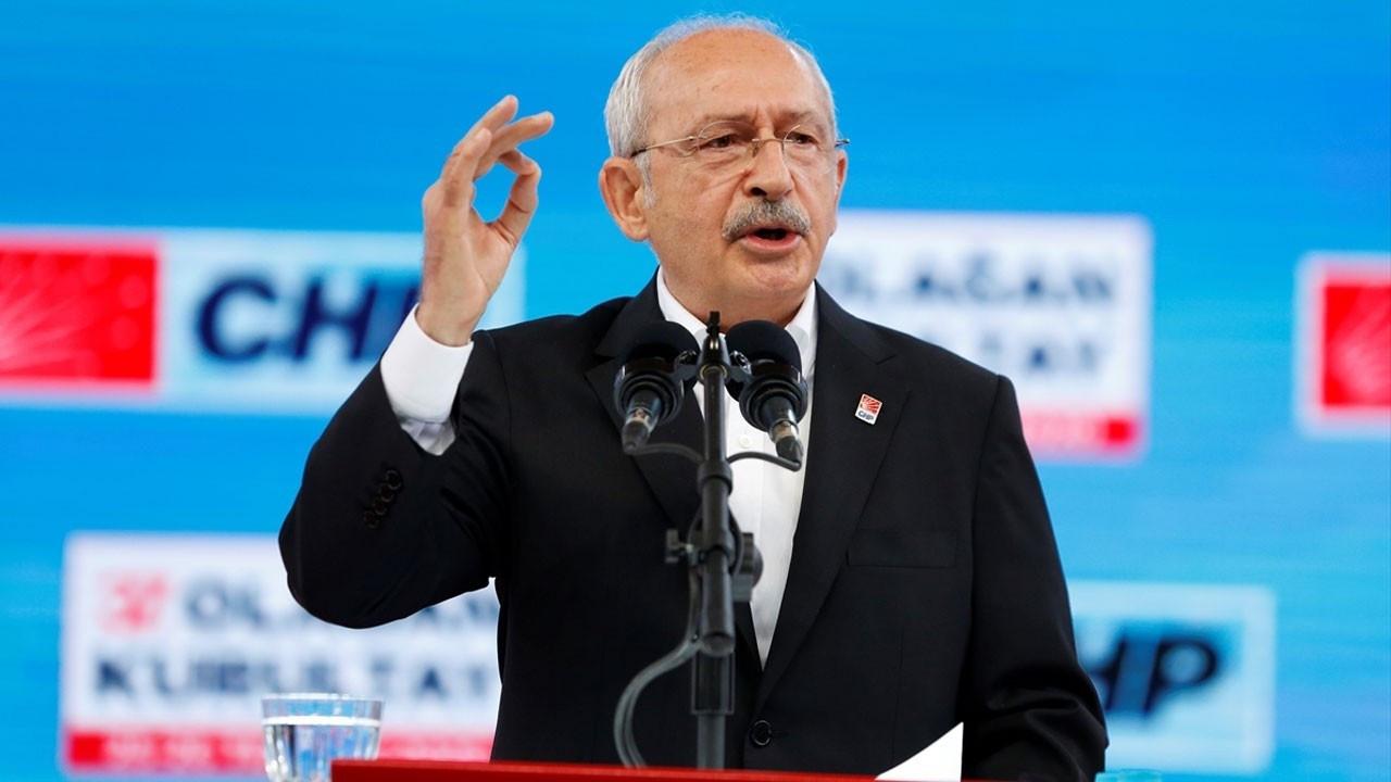 Kılıçdaroğlu'ndan Erdoğan'a: Çekilin oradan bütün açları doyuralım