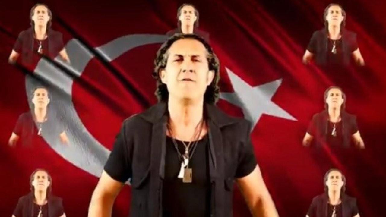Kıraç'ın Milli Takım şarkısına 'militarist' tepkisi