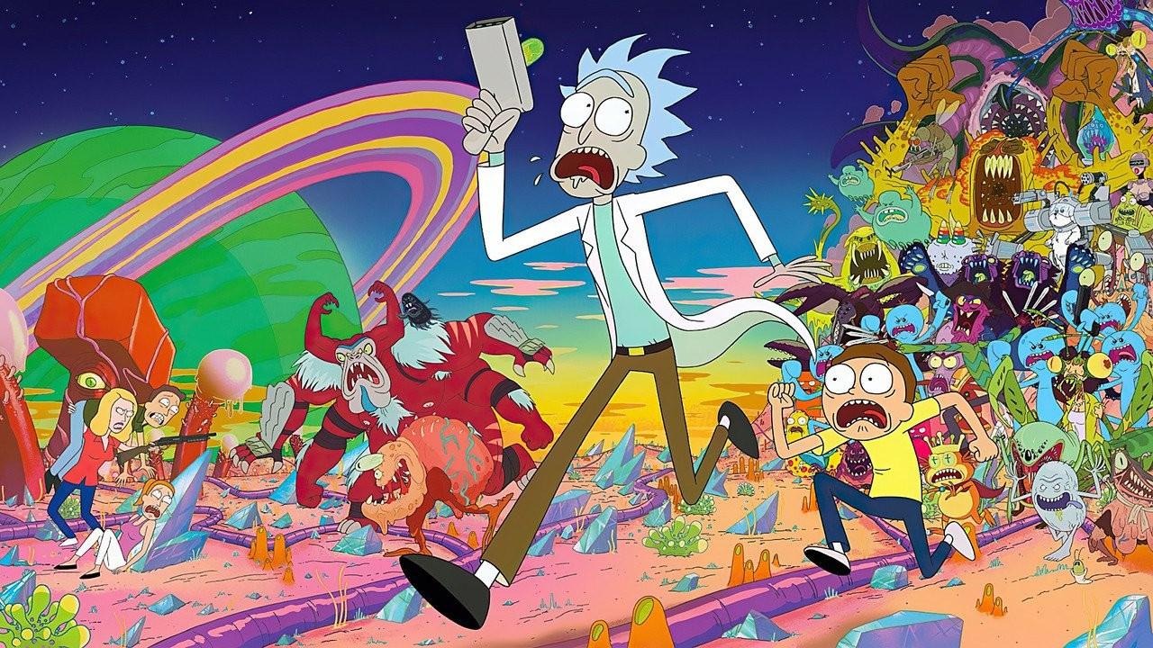 Rick and Morty'nin yapımcısı duyurdu: Sinema filmi gelebilir