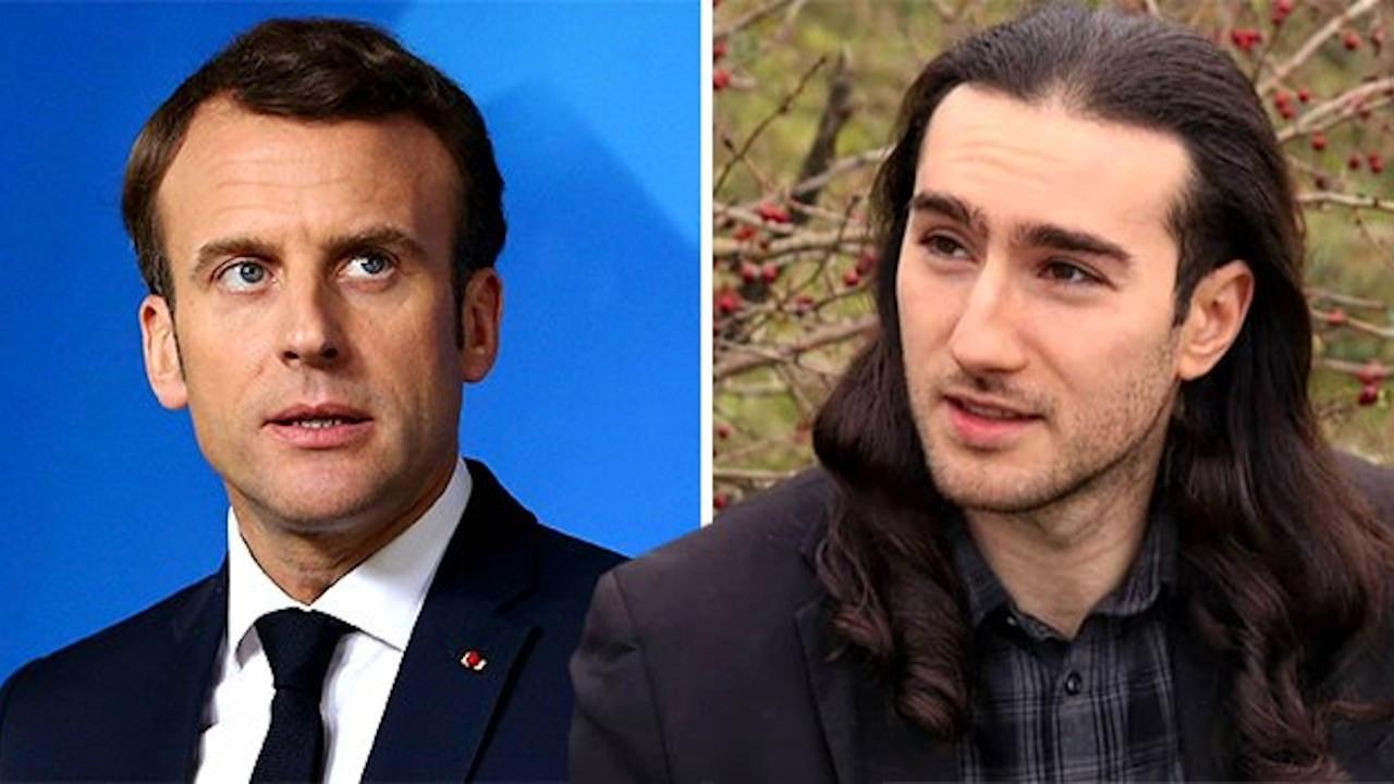 Macron'a tokat atan Tarel'e 18 ay hapis cezası