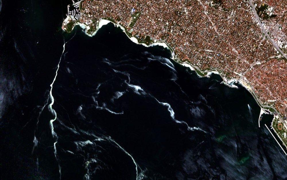 Müsilaj uzaydan fotoğraflandı: 10 günde 3 kattan fazla artış - Sayfa 2