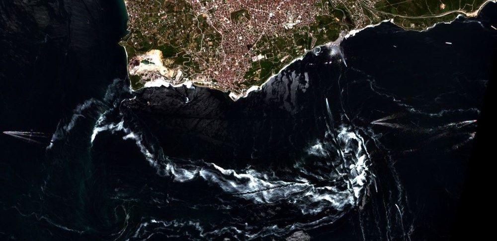 Müsilaj uzaydan fotoğraflandı: 10 günde 3 kattan fazla artış - Sayfa 4