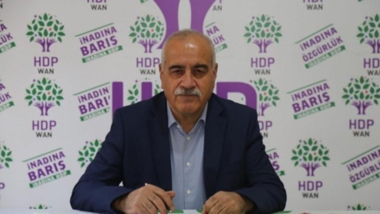 Van'da Eşbaşkan Mustafa Avcı adli kontrolle serbest bırakıldı