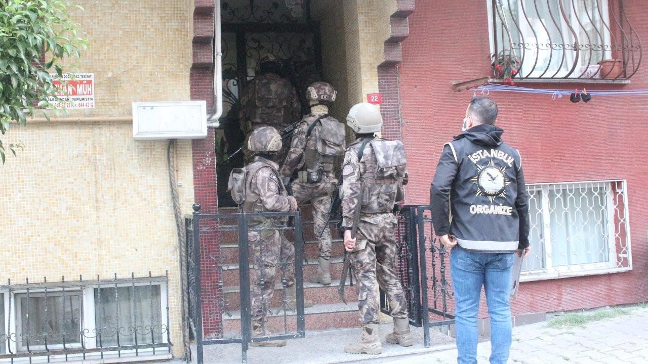 'Karagümrük Çetesi'ne operasyon: 53 adrese baskın