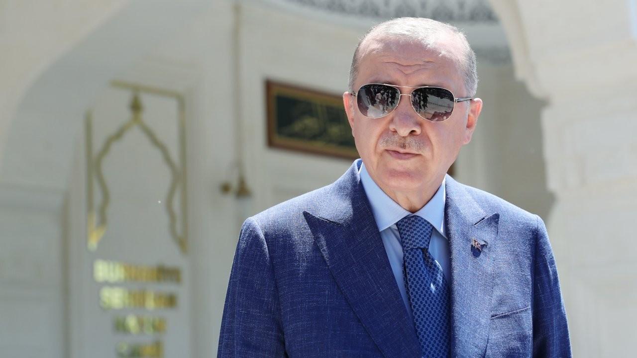 Erdoğan'dan 'söz verilmiyor' diyen Üsküdarlıya: Oturma eylemi yapın
