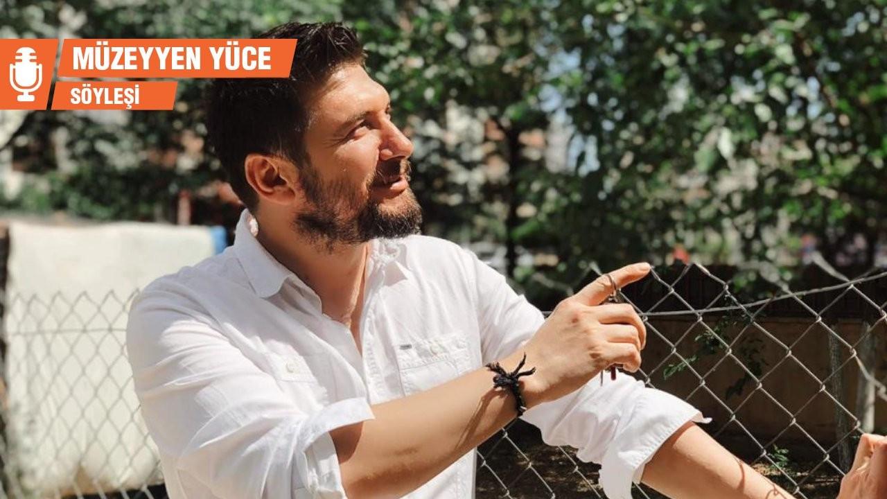 Ressam Vahap Aydoğan: Türkiye, sanat anlamında geri plana bırakılmış