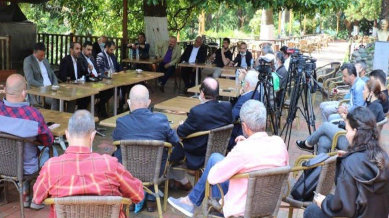 AK Partili Alim: Çay politikalarını eleştirenler seyyar provokatörler