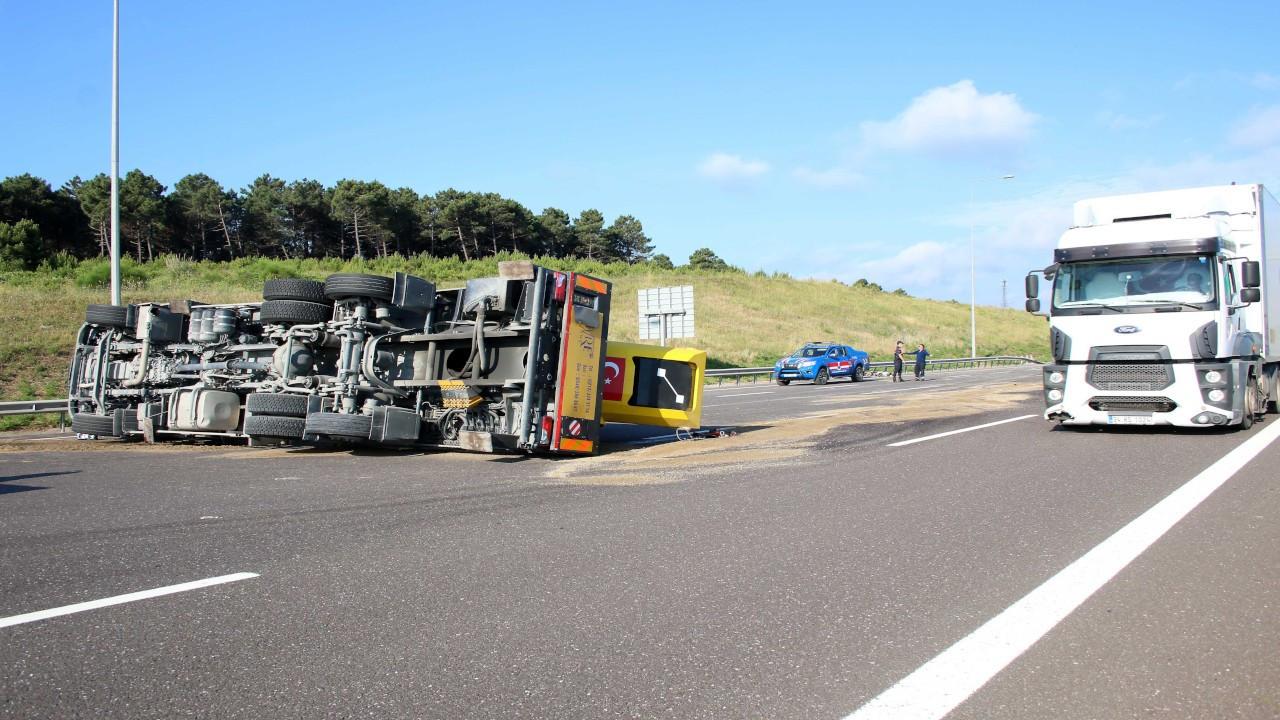 Kaza yapan vinçin sürücüsü: Güneş vurunca mayıştım