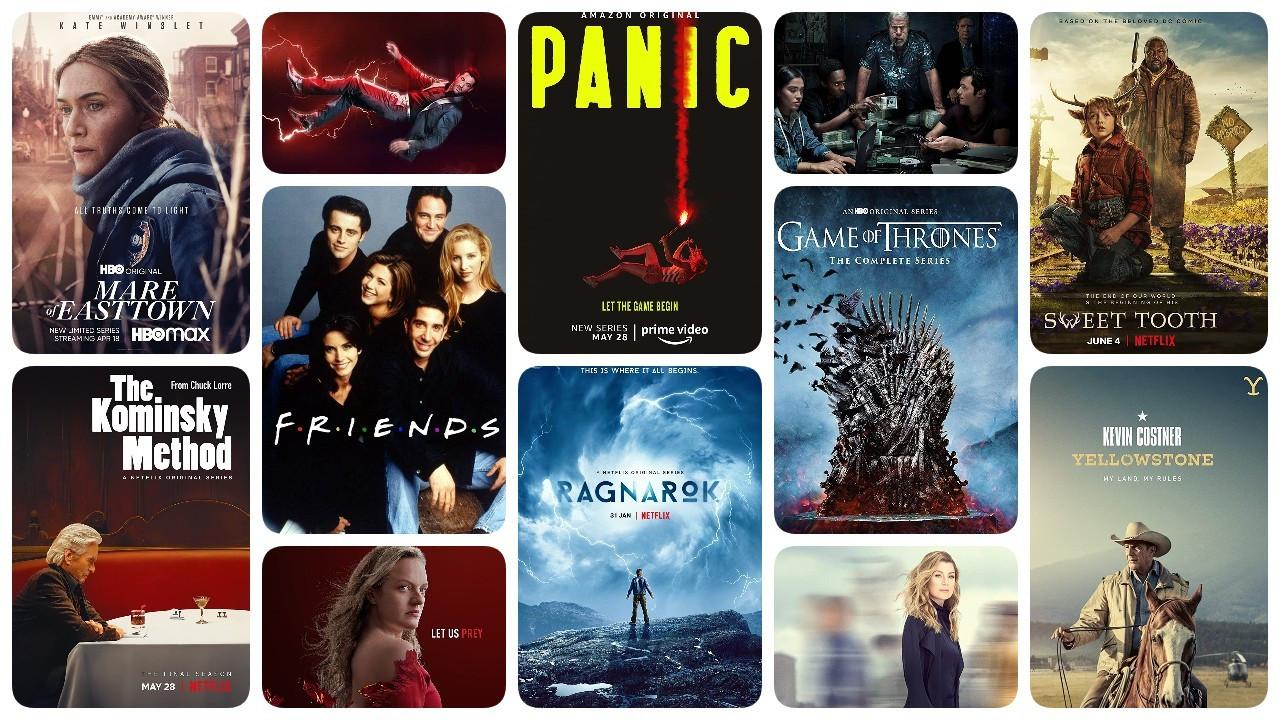 IMDb'de en popüler 20 dizi