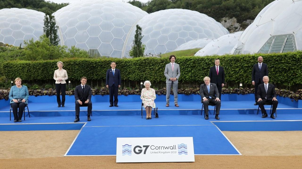 G7'den Çin karşıtı hamle: İpek Yolu'na alternatif proje planlanıyor