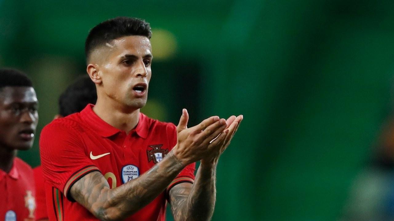 Cancelo korona virüsüne yakalandı, EURO 2020 kadrosundan çıkarıldı