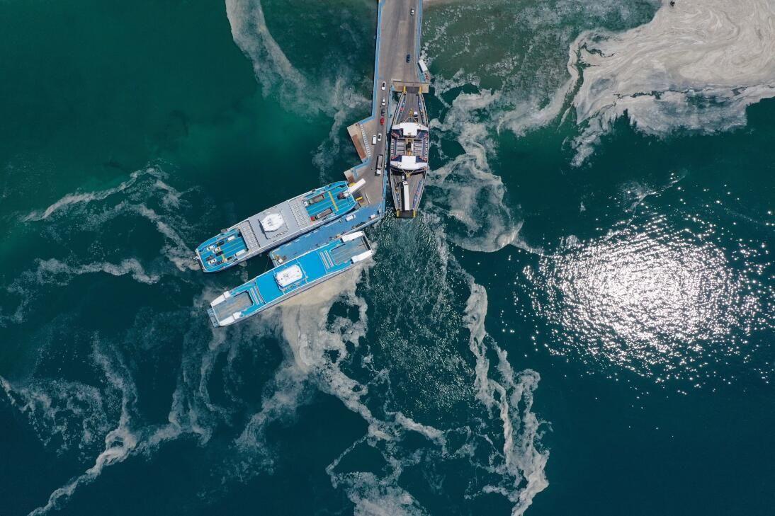Çanakkale Boğazı'ndaki müsilaj görüntülendi: Ege'ye yayılıyor - Sayfa 3
