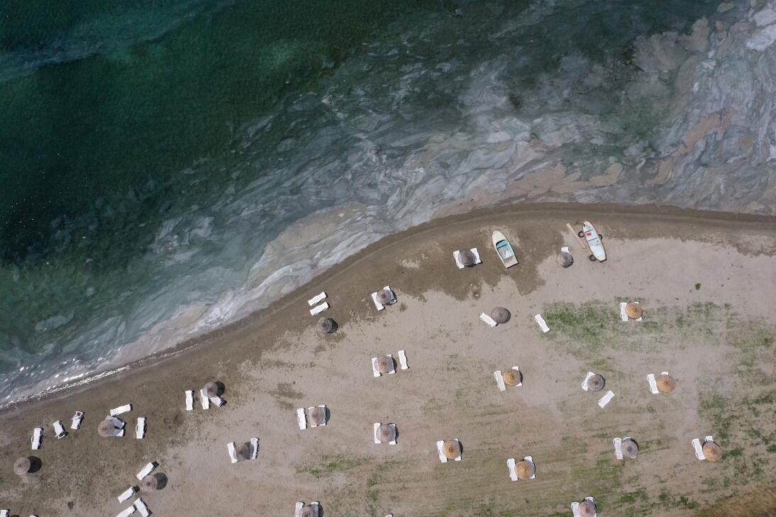 Çanakkale Boğazı'ndaki müsilaj görüntülendi: Ege'ye yayılıyor - Sayfa 4
