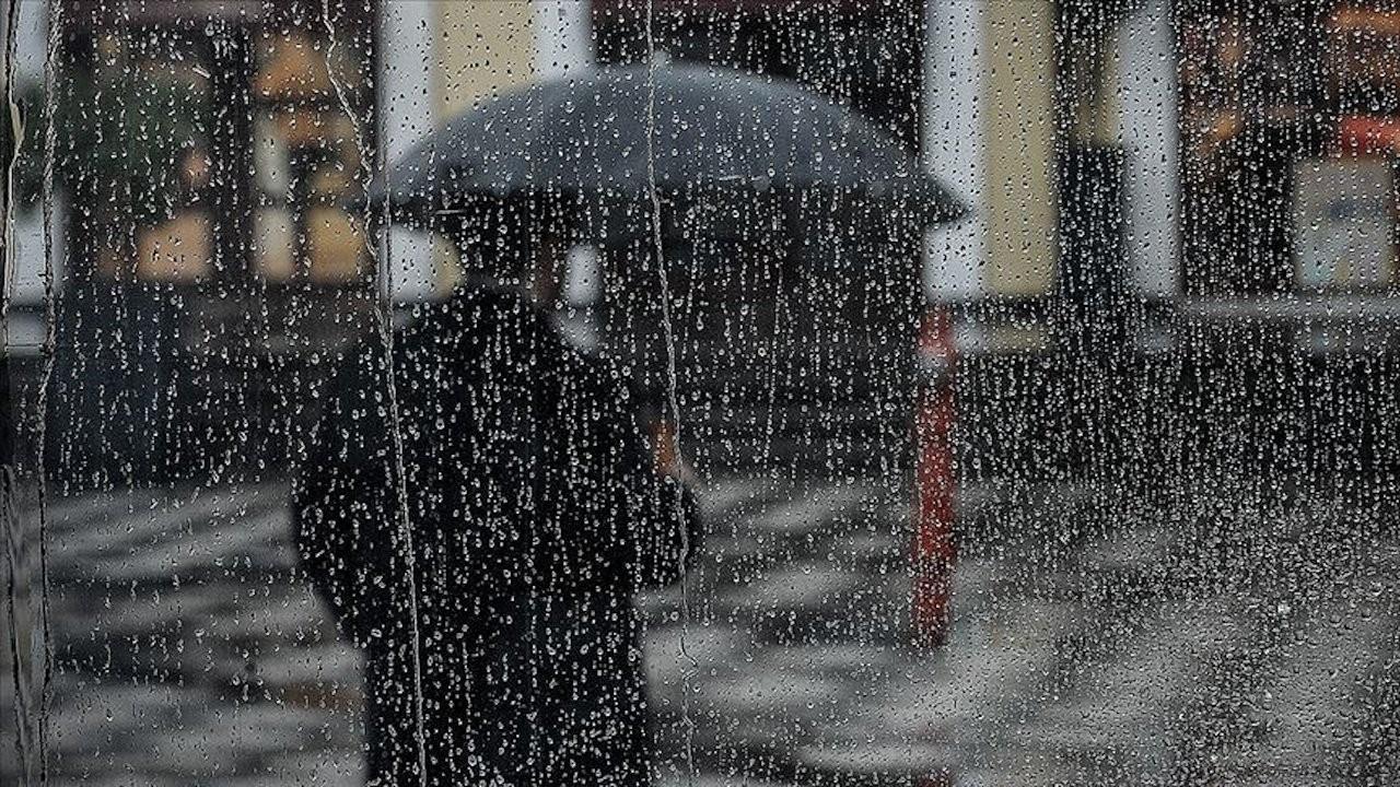 Sağanak yağışlı bir hafta başlıyor, sel uyarısı yapıldı