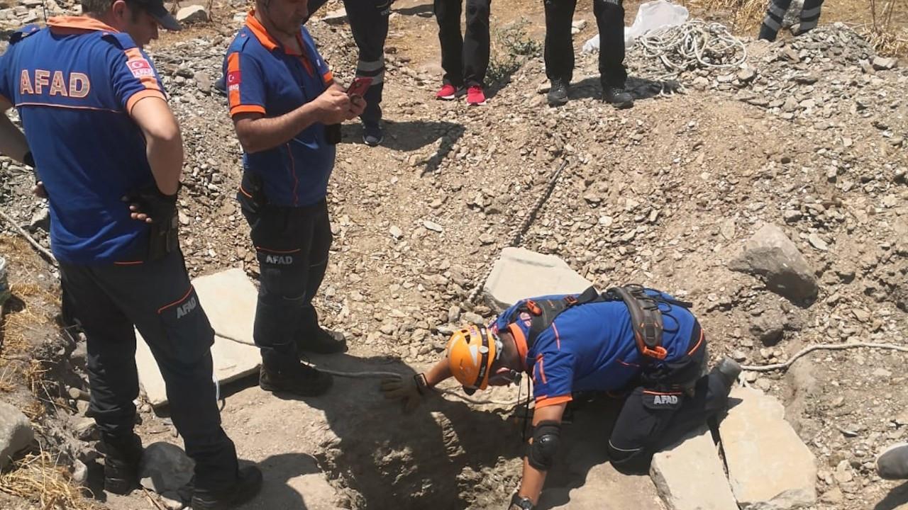 Kaçak kazıda metan gazı zehirlenmesi: 2 ölü