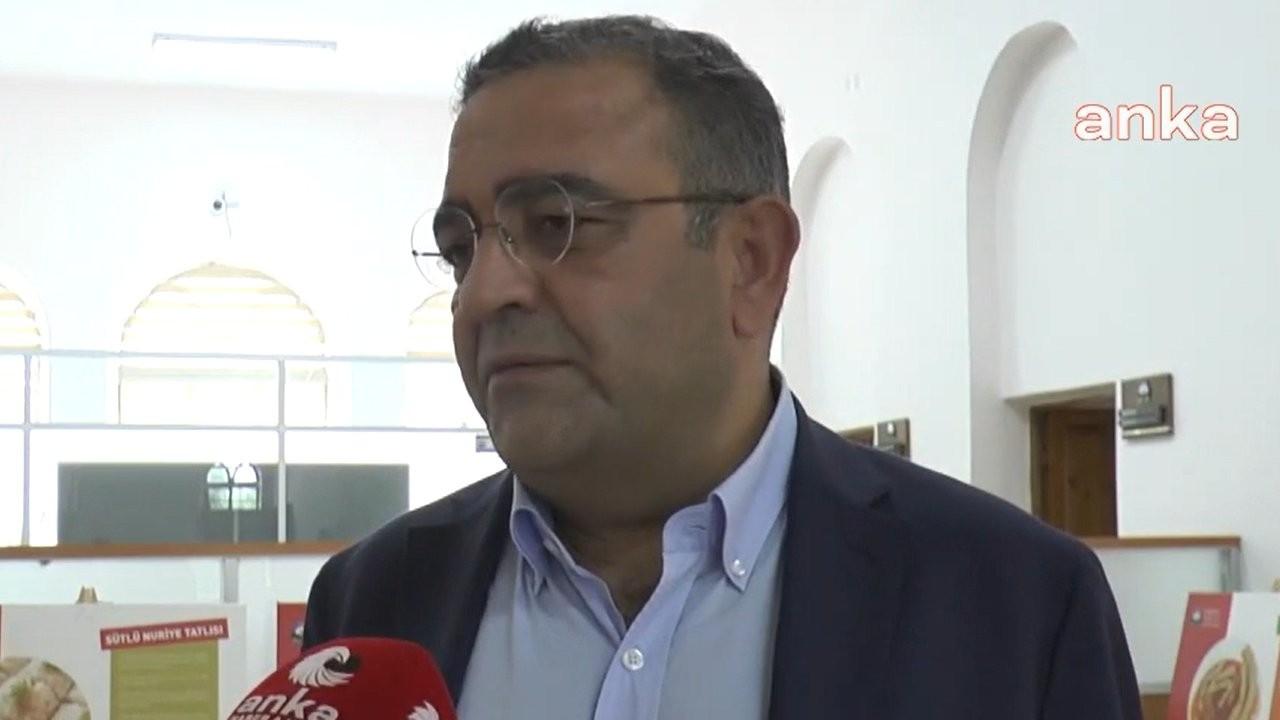 Tanrıkulu: Bölgede CHP'ye sempati giderek artıyor