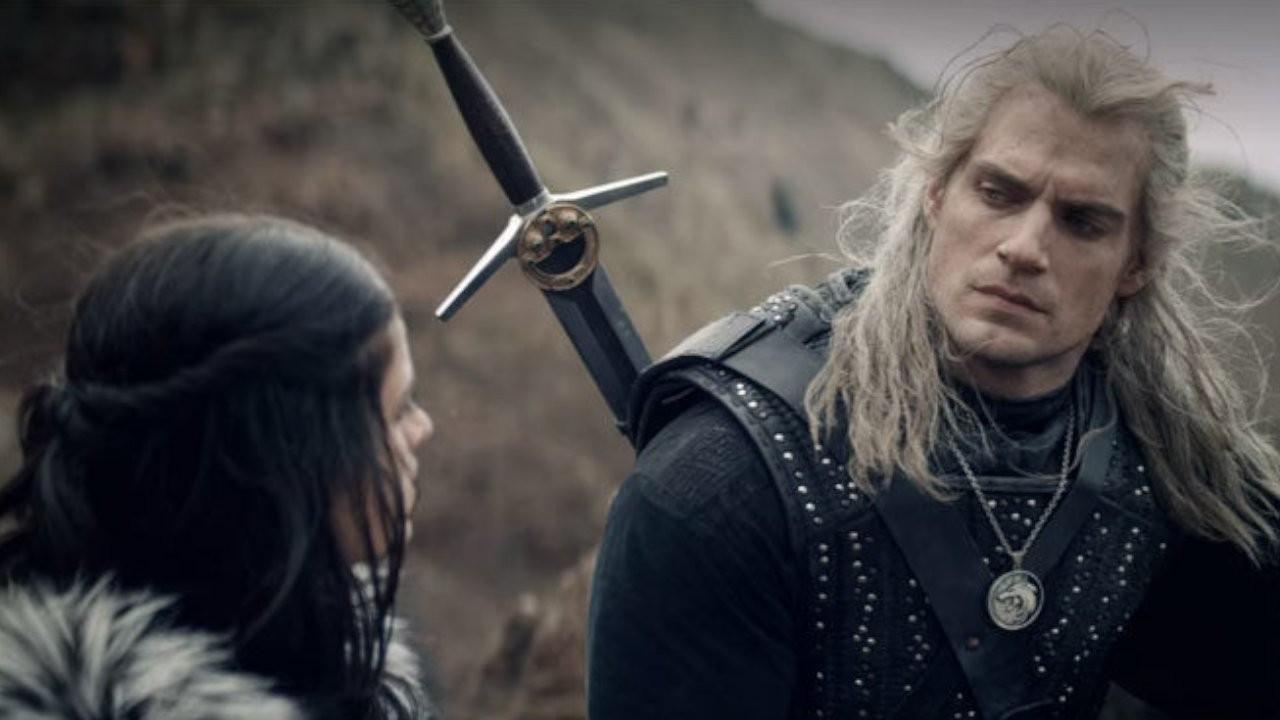 The Witcher'ın 2. sezonundan ilk video yayınlandı