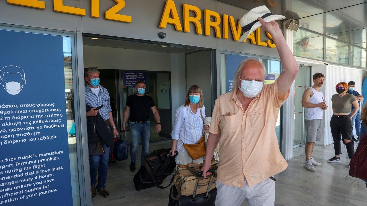 Yunanistan'a ABD'li turist akını: 'Binlerce dolar harcıyorlar'