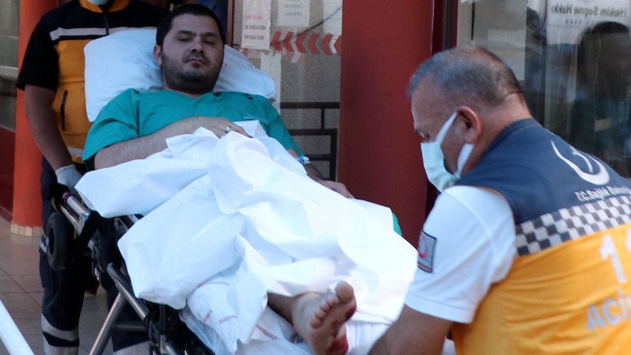 Kayseri'de doktora iş çıkışı silahlı saldırı