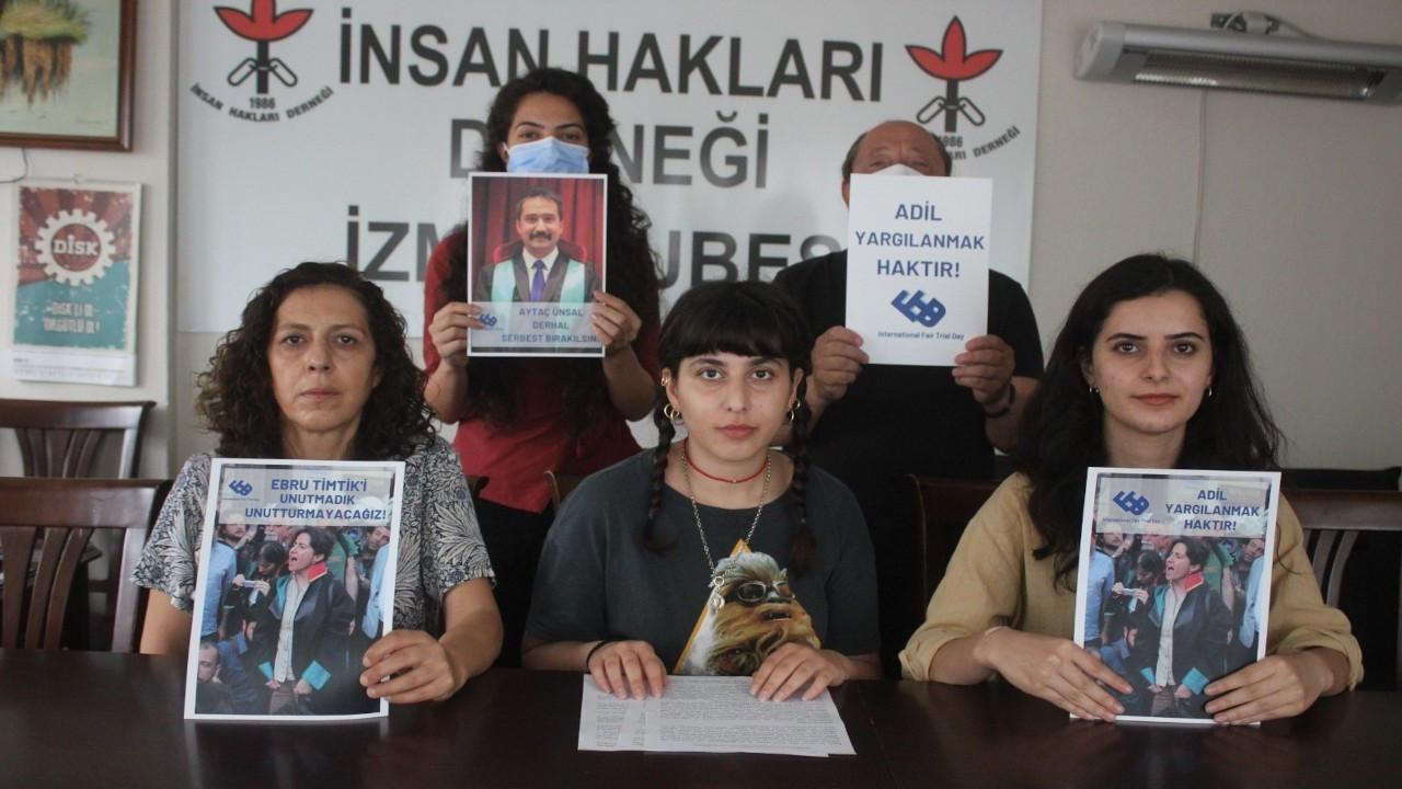 Uluslararası Adil Yargılanma Günü: Türkiye adım atmalı