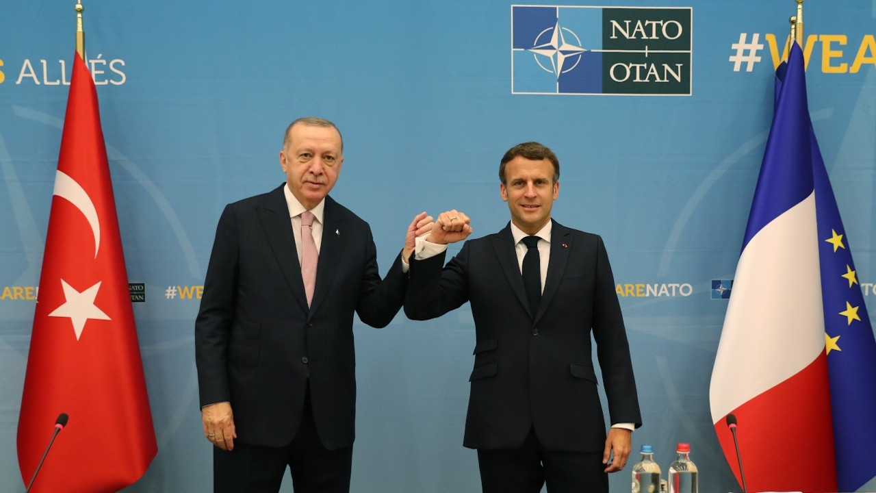 İddia: Macron Erdoğan'dan bir mahkumun Fransa'ya iadesini istedi