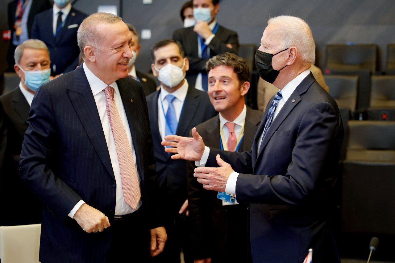 Erdoğan ile Biden arasında ilk temas - Sayfa 3