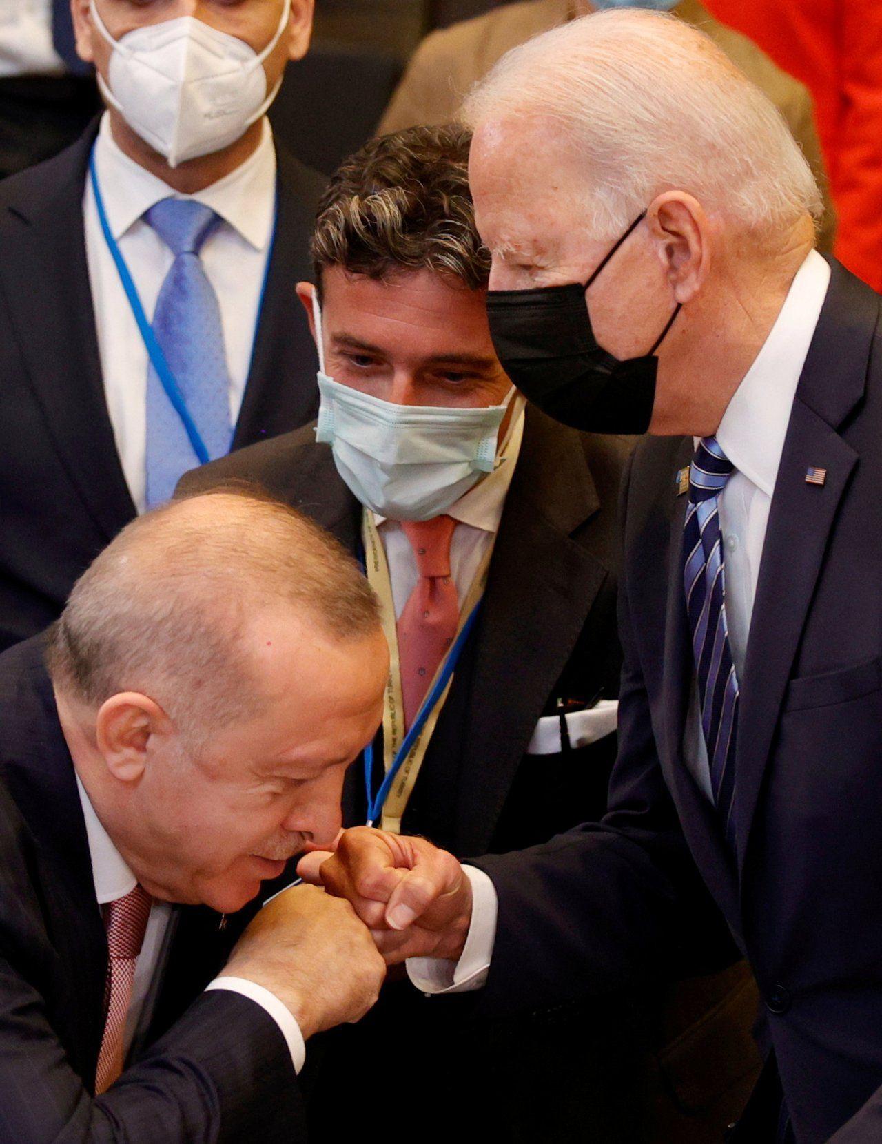 Erdoğan ile Biden arasında ilk temas - Sayfa 2