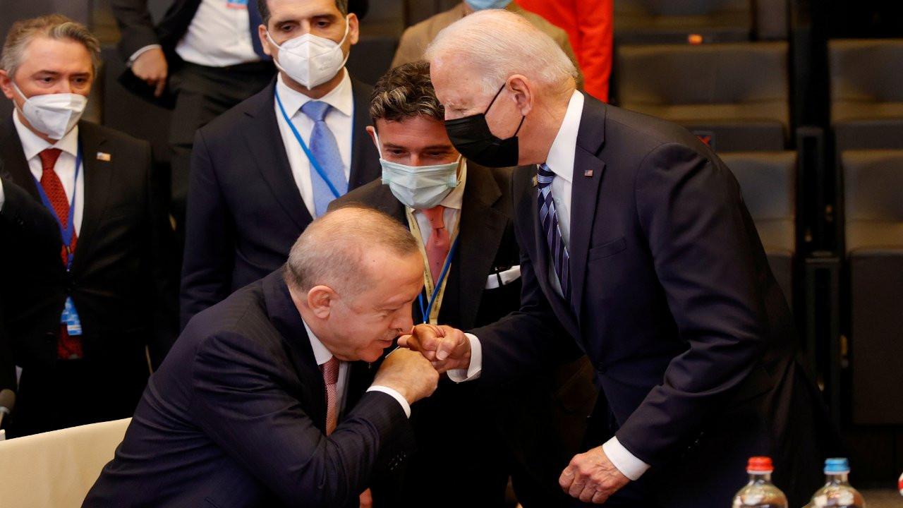 Erdoğan ile Biden arasında ilk temas