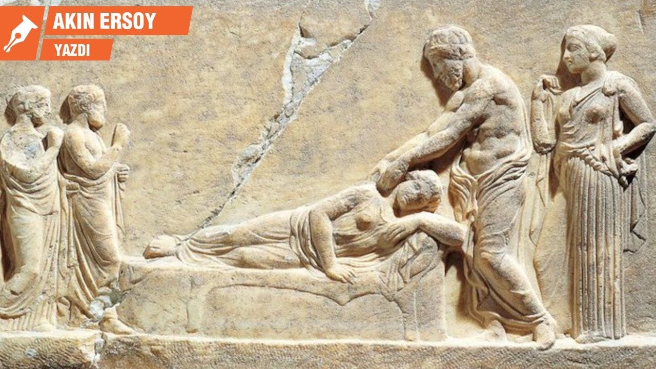 Eski dünyanın salgınları: Tanrısal hastalık, tanrısal tedavi...