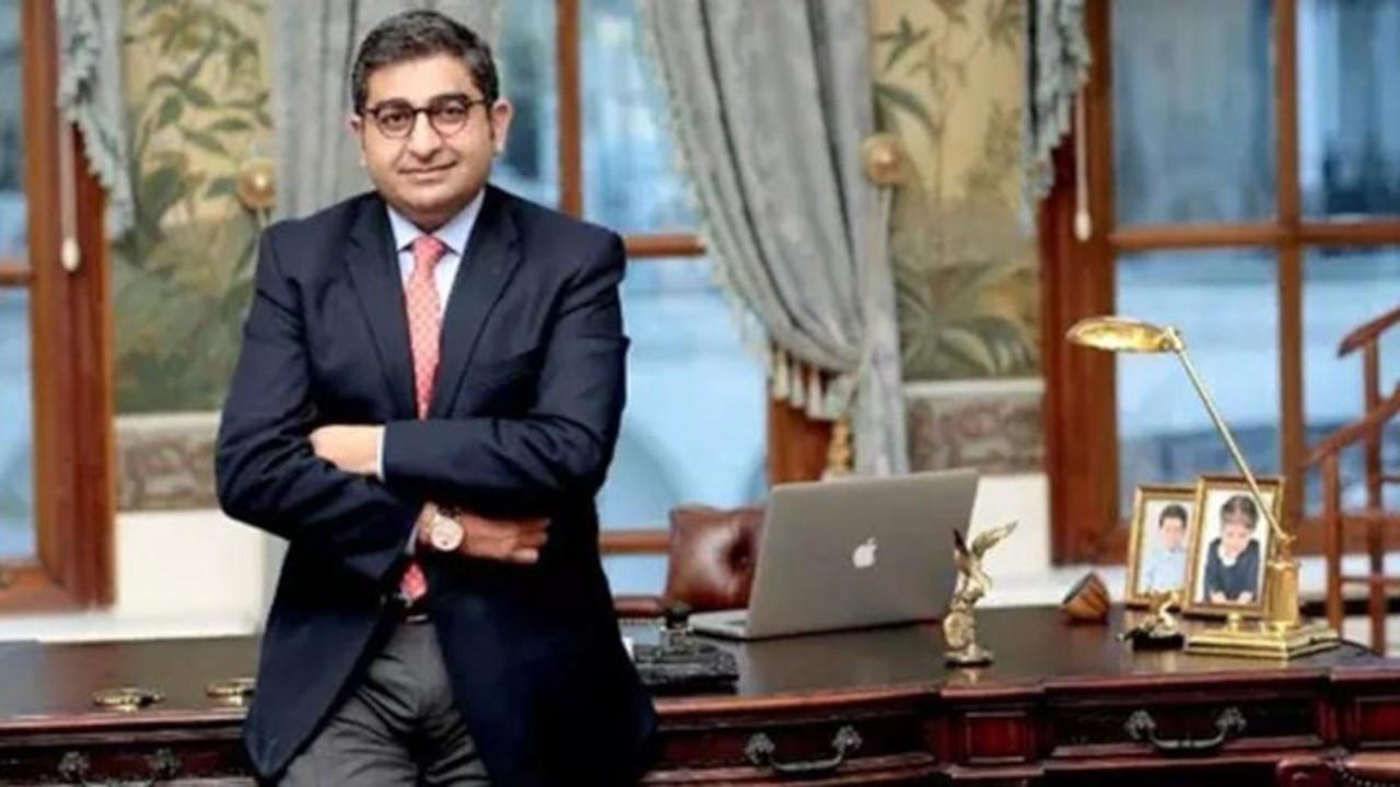 SBK Holding'in bekçisi 8 milyon dolara Bebek'te villa almış