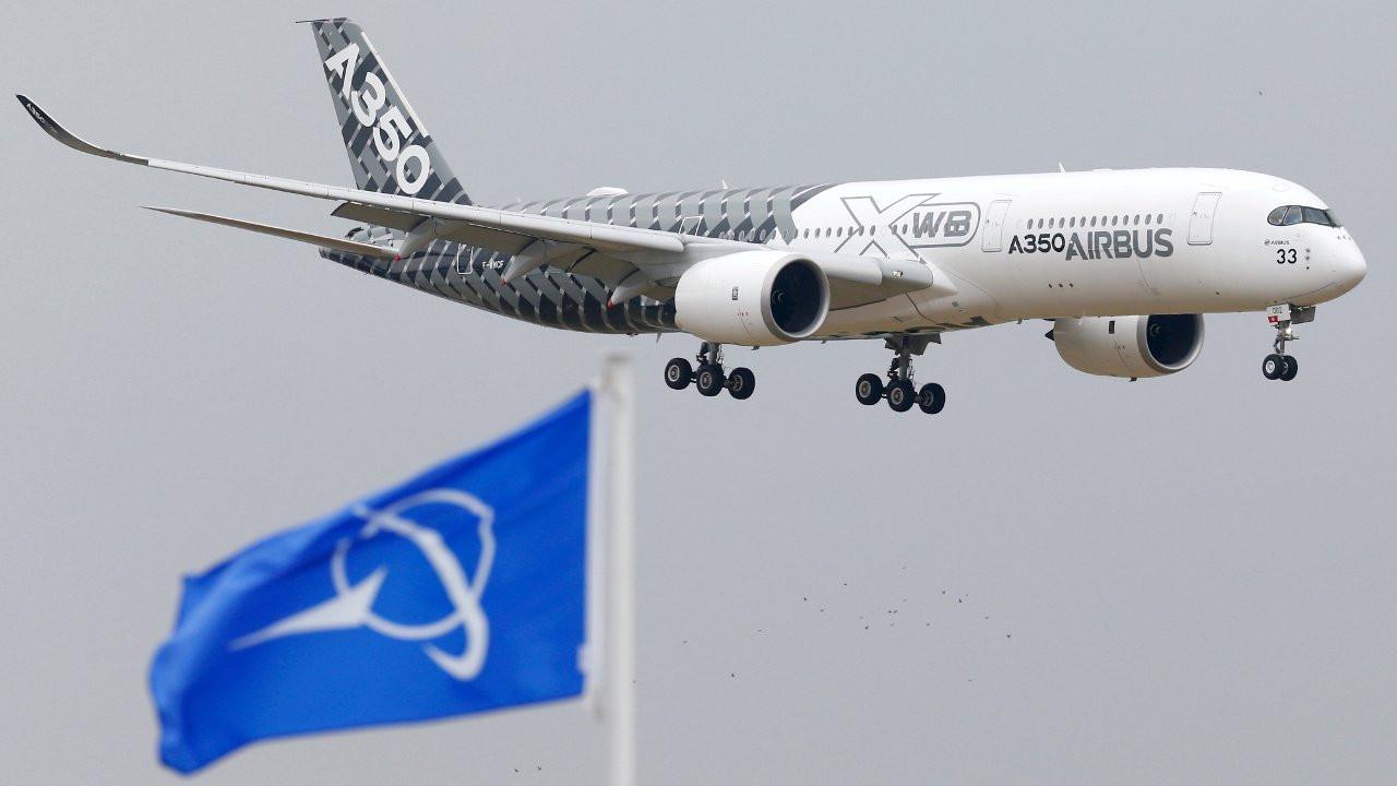17 yıllık Airbus-Boeing kavgasında 'ateşkes'