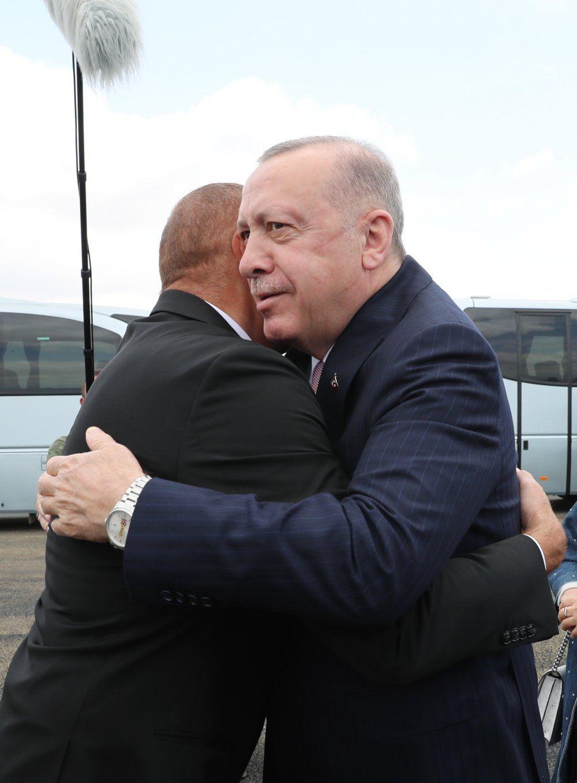 Erdoğan ile Aliyev kucaklaşıp Şuşa'ya gitti - Sayfa 2