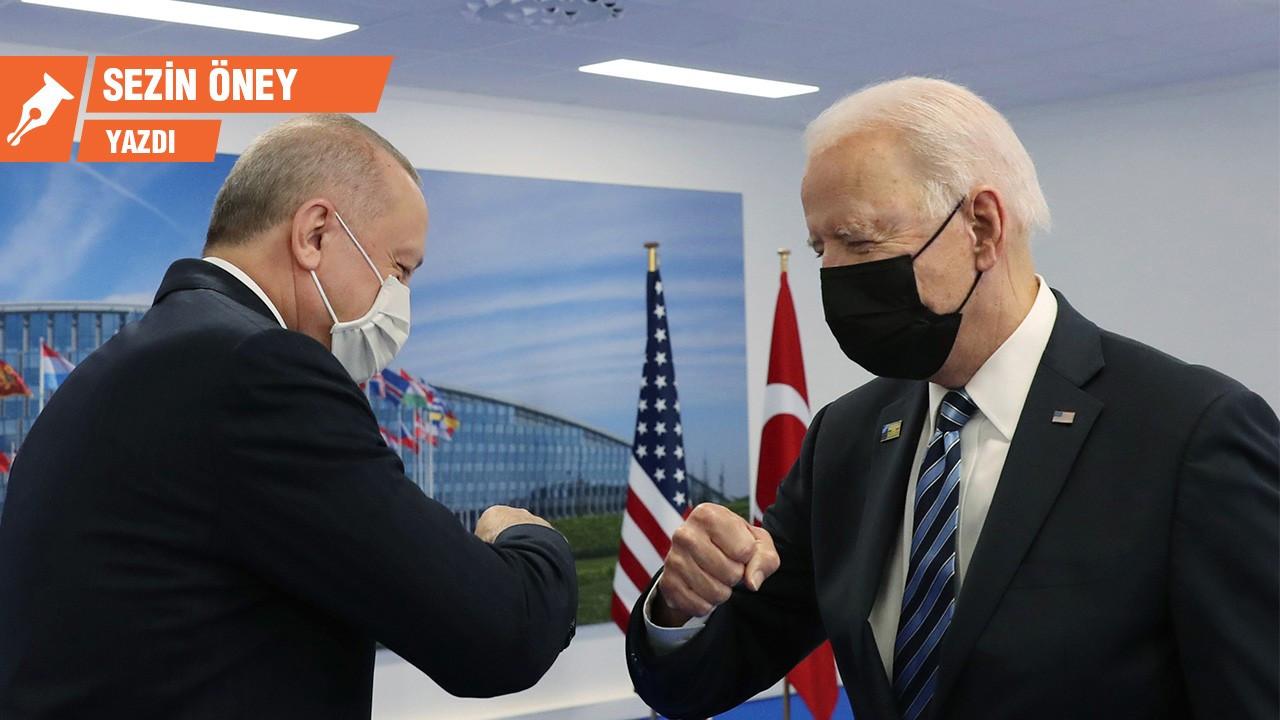 Biden-Erdoğan: 'Mış' gibi yapan buluşma