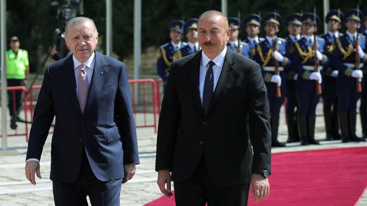 Erdoğan ve Aliyev Şuşa Beyannamesi'ni imzaladı