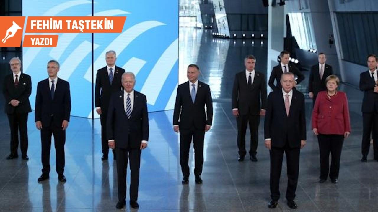 NATO'da bir Bekçi Murtaza!